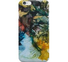 Splattered with Color iPhone Case/Skin