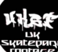 UKSF - Clothes/Stickers (Black) Sticker