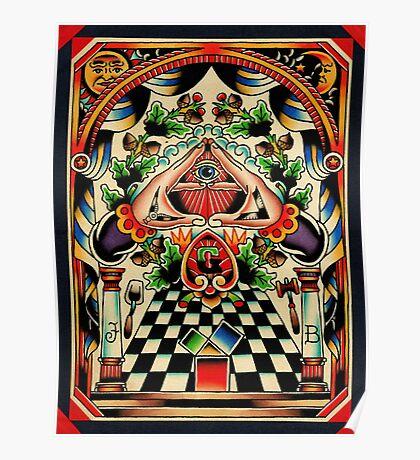 Freemasons Poster