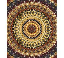 Mandala 079 Photographic Print