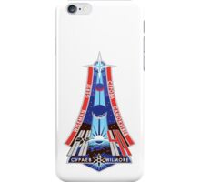 Expedition 41 Mission Patch iPhone Case/Skin
