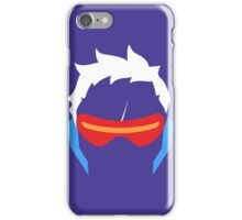 Soldier 76 Minimal iPhone Case/Skin