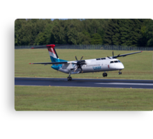 Luxair  Canvas Print
