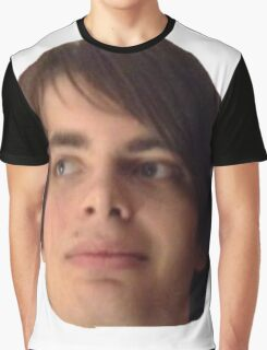 Alex Ayase Face Render Graphic T-Shirt