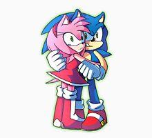 Sonic and Amy Rose (Sonamy) Unisex T-Shirt