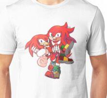 Knuckles & Knuckles Unisex T-Shirt