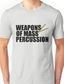 Drummer humor Unisex T-Shirt