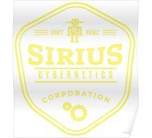 Sirius Cybernetics Poster
