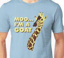 Moo... I'm A Goat Unisex T-Shirt