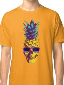 Pineapple Skull Classic T-Shirt