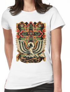 Rosicrucian Womens Fitted T-Shirt