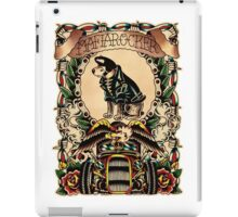 Mafia Rocker iPad Case/Skin