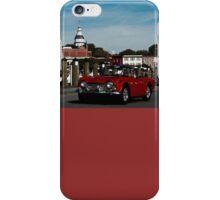 Triumph in Annapolis iPhone Case/Skin