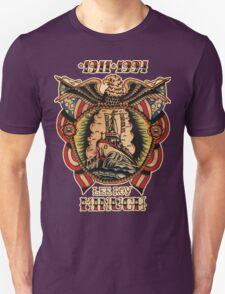Lee Roy Minugh Chestpiece Unisex T-Shirt