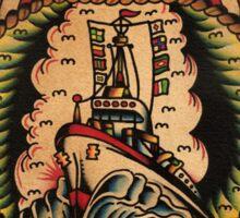 Lee Roy Minugh Chestpiece Sticker