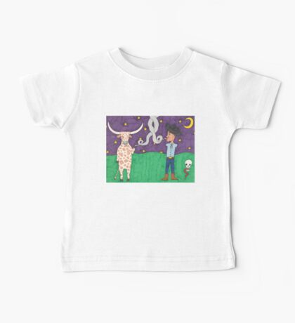 Meanwhile, back on the ranch... III Baby Tee