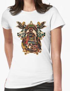 St. Nikita Womens Fitted T-Shirt