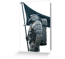Kojima Productions We Are Ludens Greeting Card