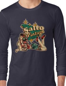 Salto Vintage  Long Sleeve T-Shirt