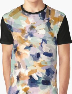 Lee - Abstract Brush Strokes Graphic T-Shirt