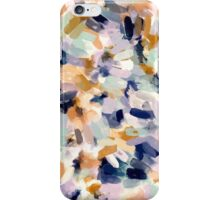 Lee - Abstract Brush Strokes iPhone Case/Skin