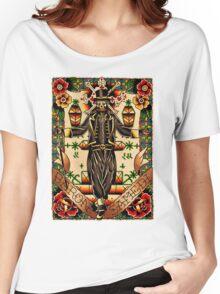 Baron Samedi Women's Relaxed Fit T-Shirt