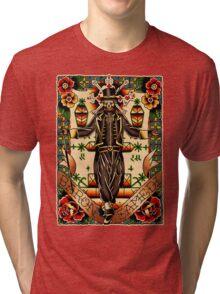 Baron Samedi Tri-blend T-Shirt