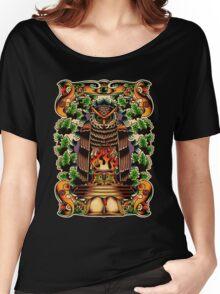 Bohemians Grove Women's Relaxed Fit T-Shirt