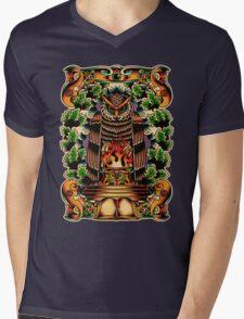 Bohemians Grove Mens V-Neck T-Shirt