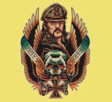 Lemmy Von Motorhead Kids Clothes