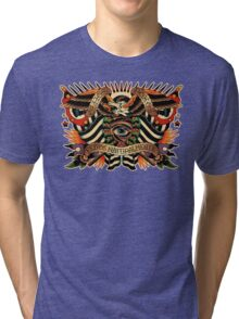 Black Eyes Made Natural (PT-BR) Tri-blend T-Shirt