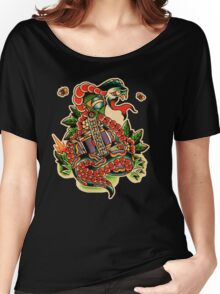 Brazilian Snake Women's Relaxed Fit T-Shirt