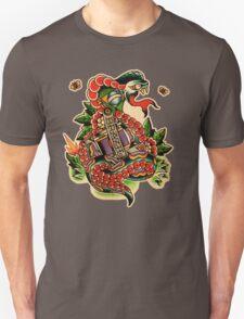 Brazilian Snake Unisex T-Shirt