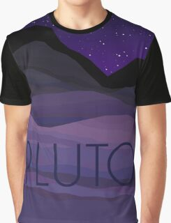 See Space: Pluto Graphic T-Shirt
