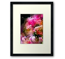 Abstract 272 Framed Print