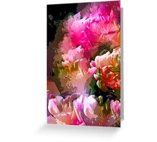 Abstract 272 Greeting Card