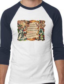 Prices Subject to Change (PT-BR) Men's Baseball ¾ T-Shirt