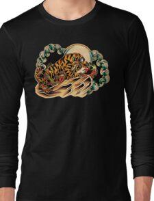 Tiger x Snake (Battle Royale) Long Sleeve T-Shirt