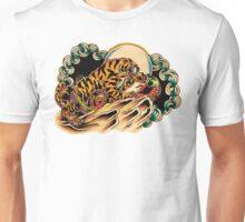 Tiger x Snake (Battle Royale) Unisex T-Shirt