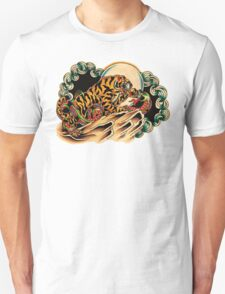 Tiger x Snake (Battle Royale) T-Shirt