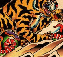 Tiger x Snake (Battle Royale) Sticker
