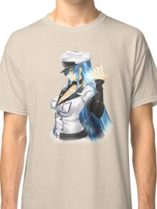 general esdeath evil grin Classic T-Shirt