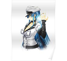general esdeath evil grin Poster