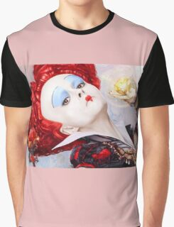 Red Queen Graphic T-Shirt