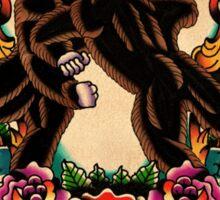 Gorilla Mayhem Sticker