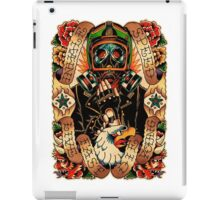 Inhale Speed iPad Case/Skin