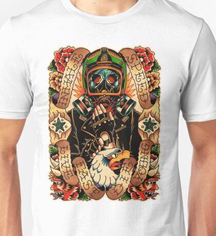 Inhale Speed Unisex T-Shirt