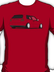 MKIII Gti Graphic-Color Match Rubs T-Shirt