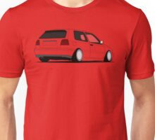 MKIII Gti Graphic-Color Match Rubs Unisex T-Shirt