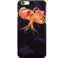 TURKS CAP LILY* iPhone Case/Skin